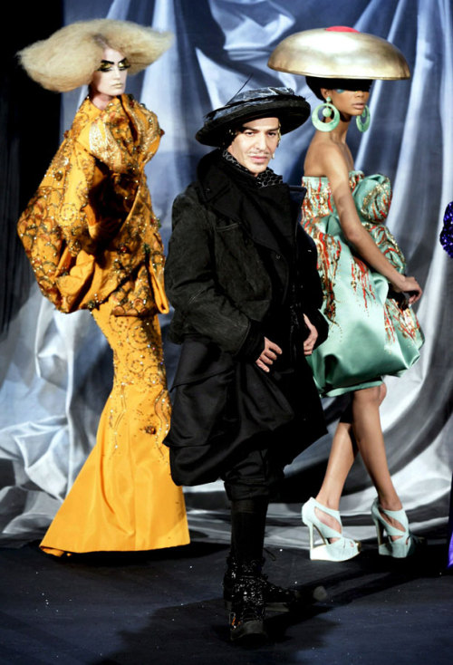 oystermag:  John Galliano's Exile From Fashion World Continues, Will No Longer Teach at Parsons