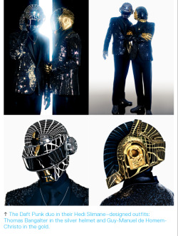 youredm:  Shots of Daft Punk for their upcoming GQ Magazine interview