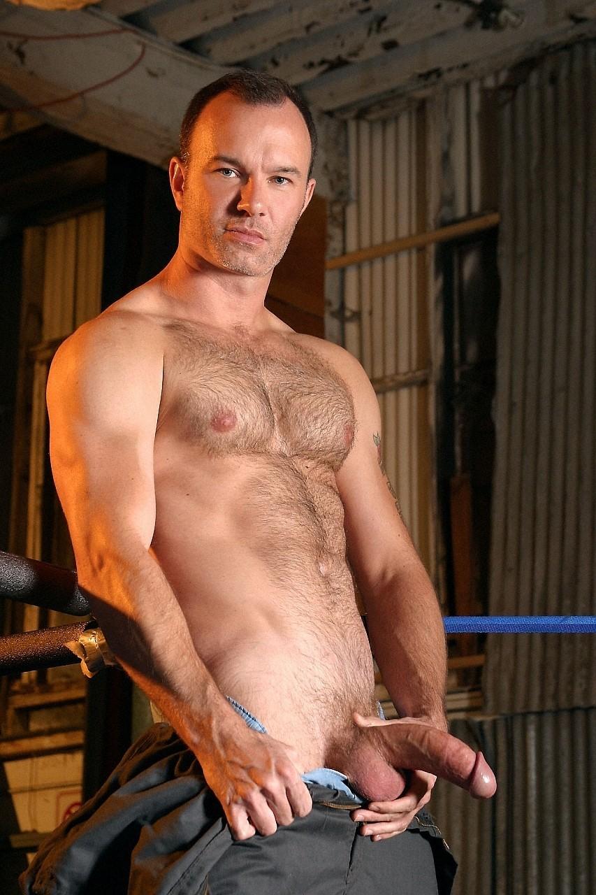 Big muscle dick