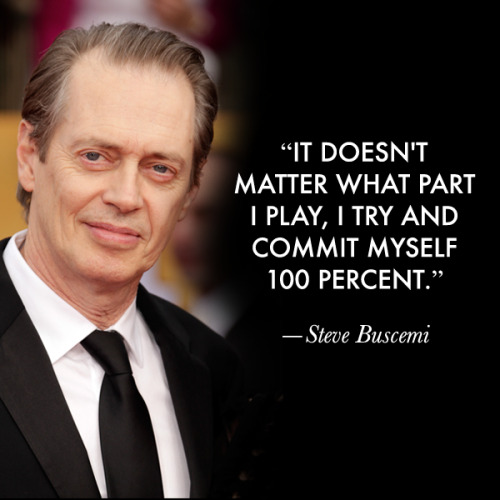 Actors on Acting:  Steve Buscemi