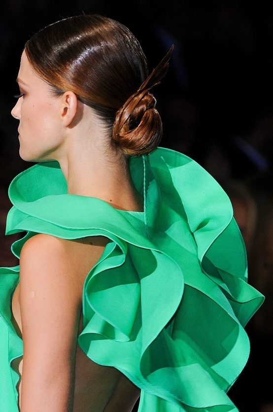 | incidental INSPIRATION |the pantone color of the year: emerald green  Next to Kentucky Blue, Emerald Green is my favorite color to wear so I am very excited this is Pantone's color of the year! It's rich, classy and adds sophistication to almost any decor or outfit.  For more emerald green fancies you can check out my Pinterest board dedicated to the hue!