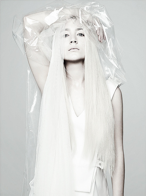 Saoirse Ronan by Rankin for Dazed & Confused