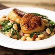 Seared Scallops with http://bit.ly/Xcd6bR