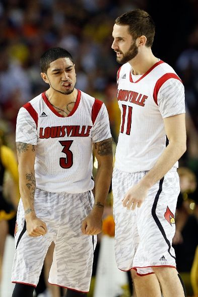 24seconds:  (via Wichita State Shockers vs. Louisville Cardinals - NCAA Tournament Game - Photos - April 06, 2013 - ESPN)