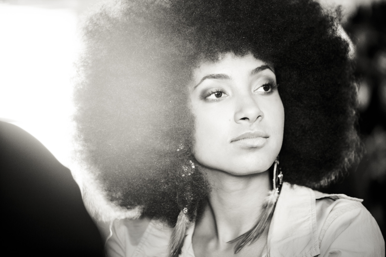 Having an Esperanza Spalding kind of birthday….