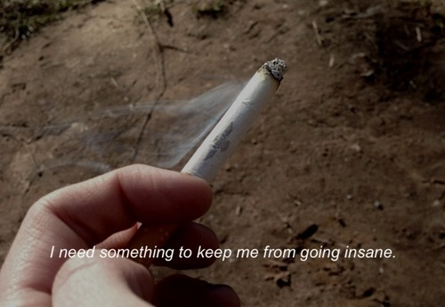 donotfeedthewhores:  thats why im smoking