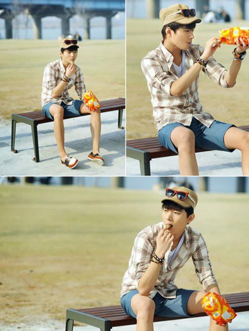 Hot boy đa phong cách