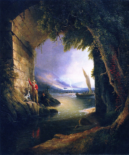 indigodreams:  Alvan Fisher - Under the Bridge