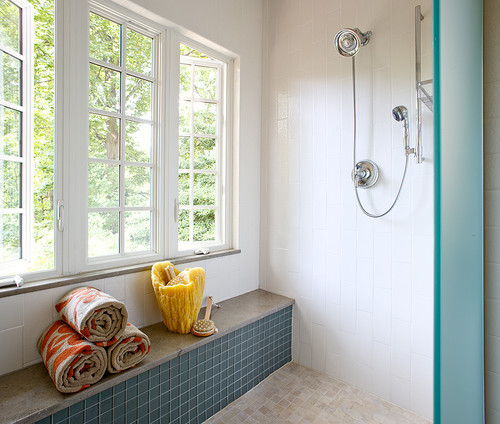 georgianadesign:  Sooo close to showering outside. Wentworth, Inc.
