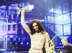 mine edit austria eurovision ESC I'm so happy for you conchita wurst