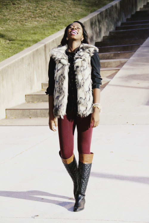 blackfashion:  Dara, 19, Texas Submitted by: darbiewashere.tumblr.com