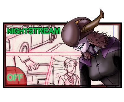 NightSTREAM tonight at 8pm CST! by *neilak20  Livestream tonight on the NightStream!All aboard for the NightSTREAM!Comeon and watch the NIGHTSTREAM!