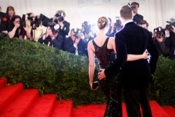 Get a piece of the action: Watch the Met Gala Red Carpet live on @voguemagazine  from 7 EST, 6 May @metmuseum  http://www.vogue.com/vogue-daily/article/watch-the-2013-met-gala-red-carpet-live-stream/#1