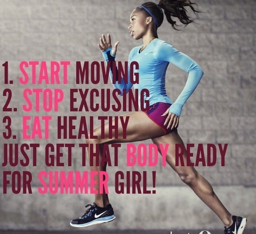 Nike Fitness Quotes Tumblr