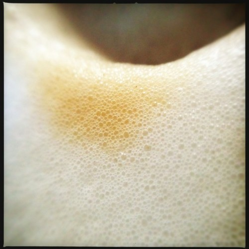 Foamy something. #coffee time #Hipstamatic #Loftus #DC