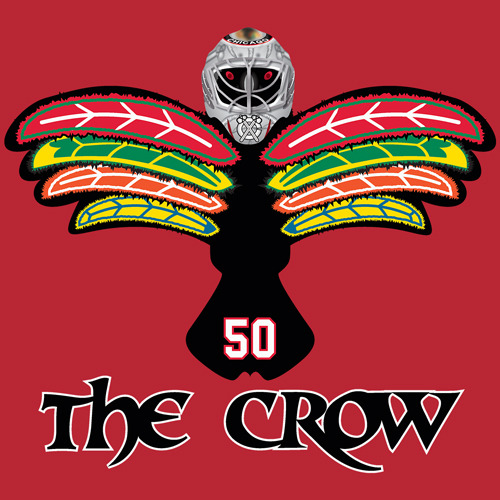 A new streak has begun, and The Crow is on his game! Shirts available @ CubbyTees.com