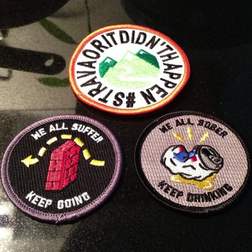 Patch game is on point this month.