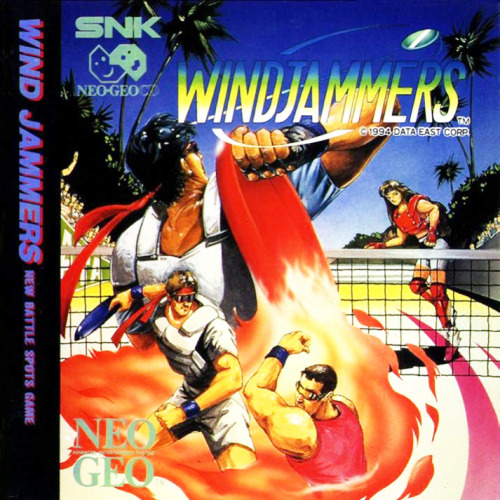 Developed by Data East in 1994 for Neo Geo