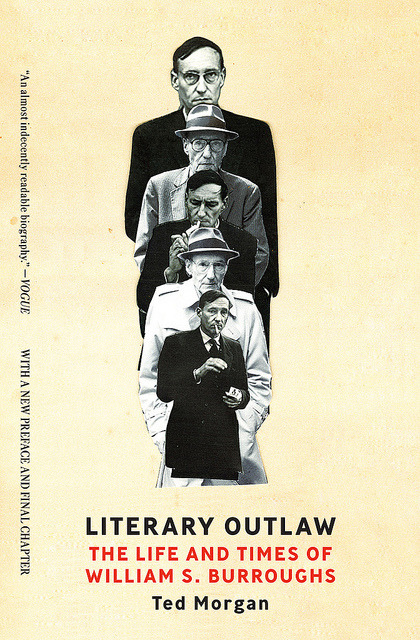 Literary Outlaw: The Life and Times of William S. Burroughs by WW Norton on Flickr.