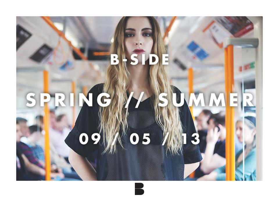 S/S '13 Launches on the 9th May. 6-9pm.  58 Hanbury St.