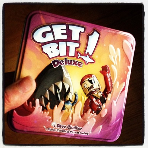 Loving the new GET BIT deluxe tin!!