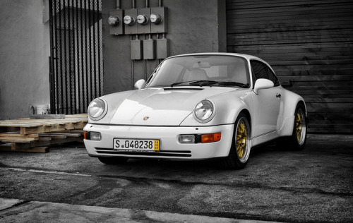 Porsche 964 Turbo by AM Photography ® on Flickr.