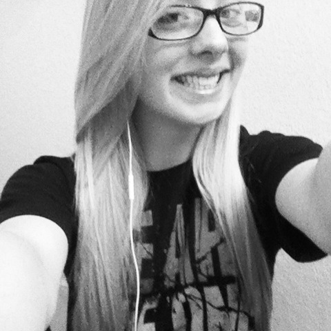 My new We Came as Romans tee shirt. <333