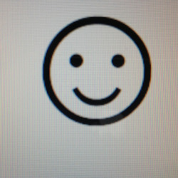 computer face indie Grunge smile screen smiley soft grunge