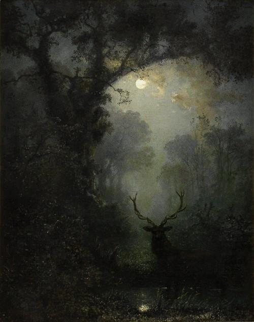 danceofthegoddess:  Horned God