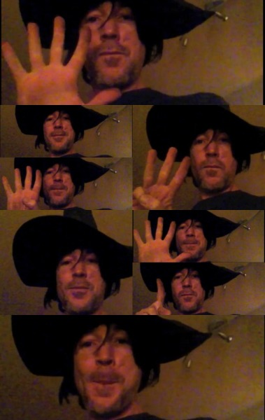 gunnyad:  Weird Witch Code. Aidan Gillen FB group  :')
