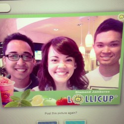 Greeting from Lollicup! :P