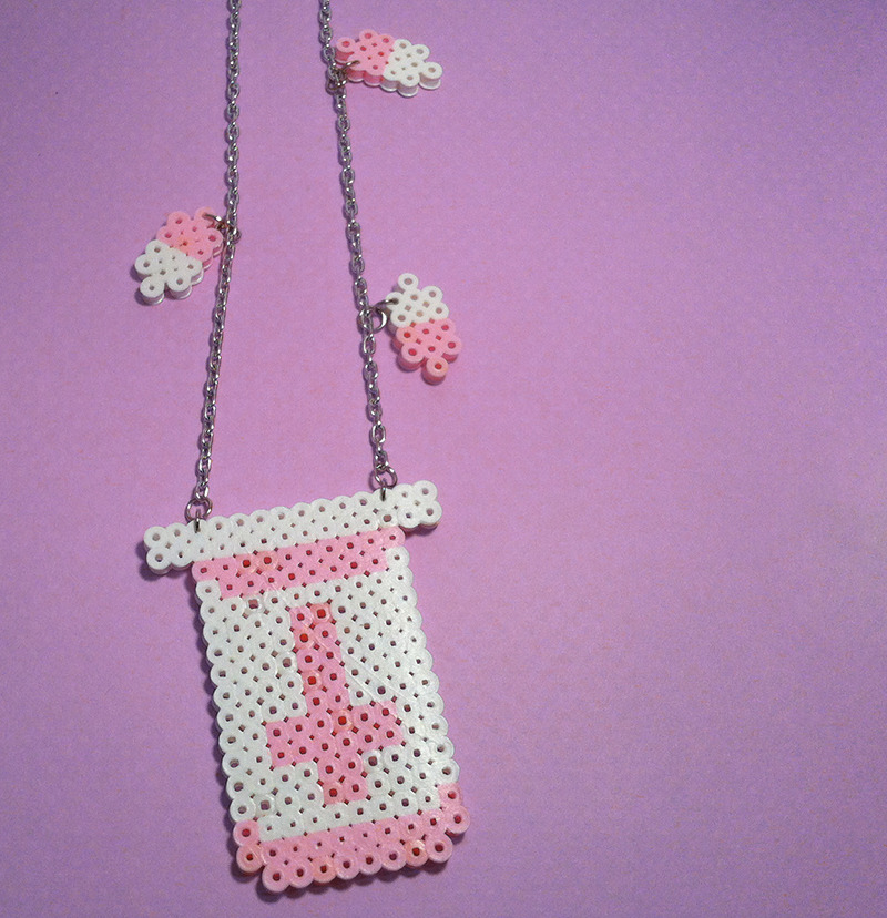 weeabootique:  Check out our new necklace! There should be a fashion called hospital-kei! See our other stuff here!