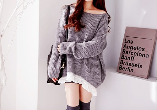 ingridkytam:  Love knit ❤