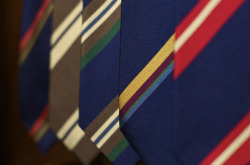 drakes-london:  Mogador Silk and Cotton