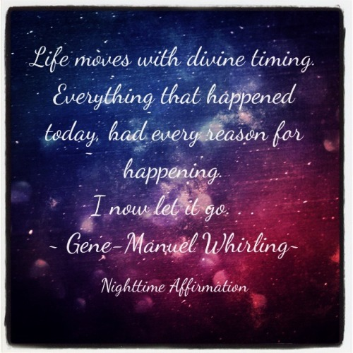 thewhirlingblog:  Life moves with divine timing…