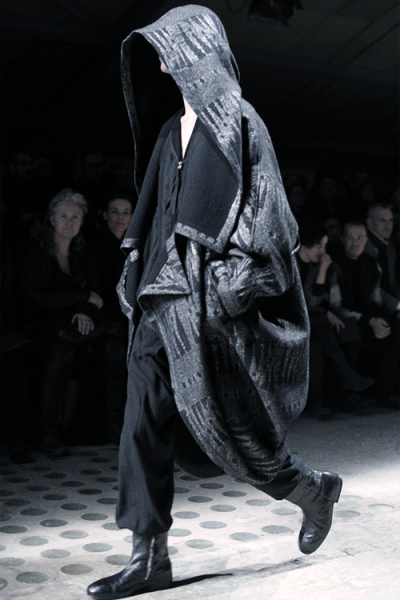Damir Doma Fall/Winter 2010  sith ninja