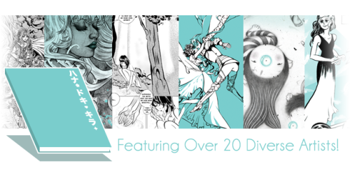 hanadokikira:OUR KICKSTARTER IS LIVE!We are thrilled to announce the launch of the Hana Doki Kira book kickstarter, which features Shōjo-inspired artwork from these amazing artists:Aimee FleckAlexBahenaAlice CheongAlice Meichi LiAnna RoseAnnie StollBecca HillburnCarey PietschCatarinaSarmentoCatherineMillerChelsie SutherlandElisa LauJanet SungJoyce LeeKaitlin ReidKelly CuencaKris MukaiLeslie HungLindsay CannizzaroMegan BrennanRebecca MockSarah O'DonnellShelly RodriguezSloane LeongStefanie MorinTim FerraraPlease help us out by spreading the word and taking a look at our Kickstarter page~~I'm in this, and I also helped put it together.get it get it get it!! Bonus:You can see my dumb dumb face in the KS video.