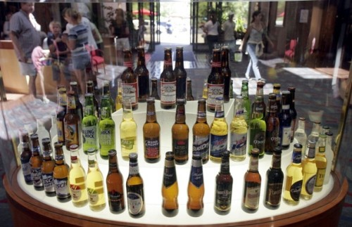 (via Justice Department sues to block Anheuser-Busch InBev merger with Grupo Modelo - The Washington Post)