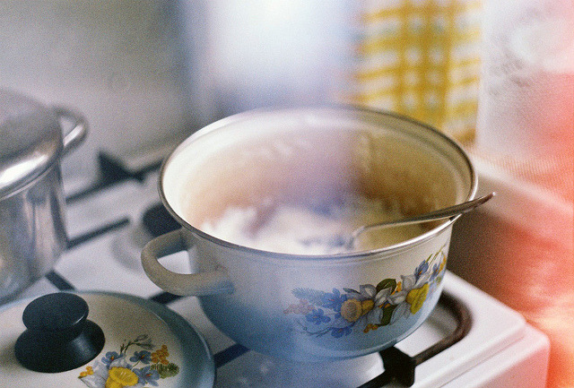 derivings:  grandma made me porridge for din dins by Liis Klammer on Flickr.