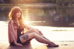 cuzyoloswag:  Check these girls and their tattoos! http://bit.ly/XVAYUJ