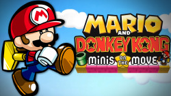 Mario and Donkey Kong: Minis on the Move - Buy or Die  Click the image for the story: http://dft.ba/-5F6R