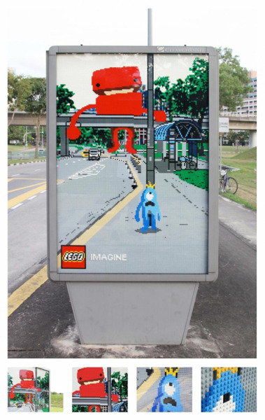 jaymug:  Lego Imagine Billboard