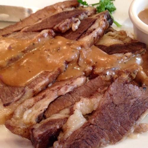 Roasted Pork @ Italliani's AtcVia Foodspotting