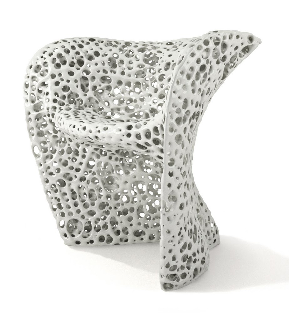 Cellular Chair - Mathias Bengtsson