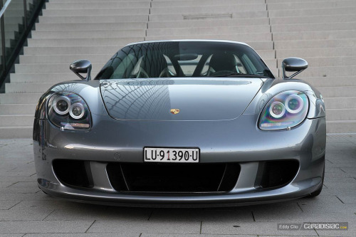 automotivated:  PORSCHE CARRERA GT - 3 (by Eddy Clio)