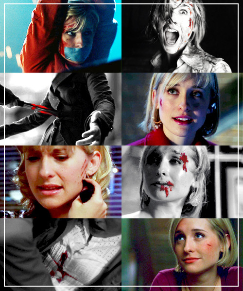 Chloe Sullivan - Bruised & Battered