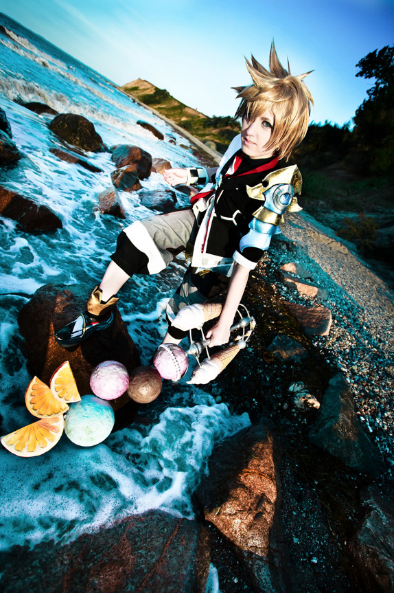 Ventus Kingdom Hearts Birth by Sleep by *Midgard1612
