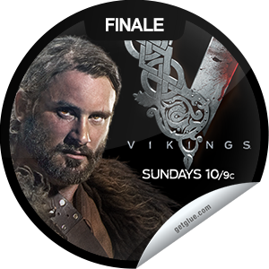 I just unlocked the Vikings: All Change sticker on GetGlue                      6645 others have also unlocked the Vikings: All Change sticker on GetGlue.com                  Ragnar attempts to settle a land dispute and a plague breaks out. Share this one proudly. It's from our friends at History.