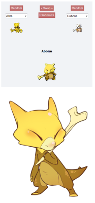 cookiehanasjunk:  poops out another  Aaaaaahhhh! Abra's one of my alltime favorites. This little fella is just gold ;A;
