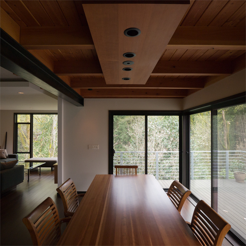 wabi treehouse | dining ~ erich remash architect